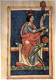 Король Альфонсо VI.