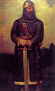 Король Альфонсо VII.