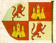 Флаг Кастилии.